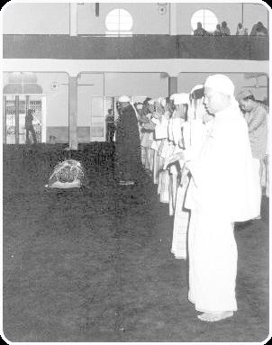 Solat jenazah P. Ramlee