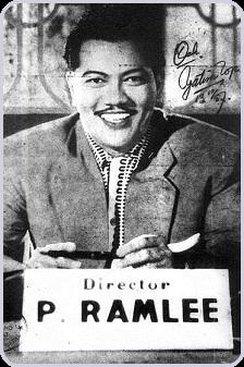 P. Ramlee sebagai Pengarah Filem