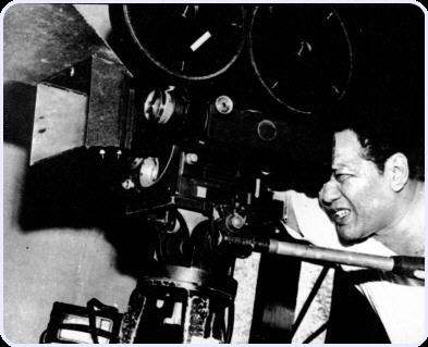 Gaya seorang pengarah filem yang unggul